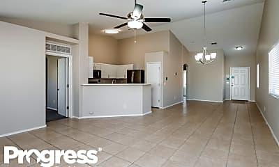 Living Room, 4882 E Meadow Mist Lane, 1