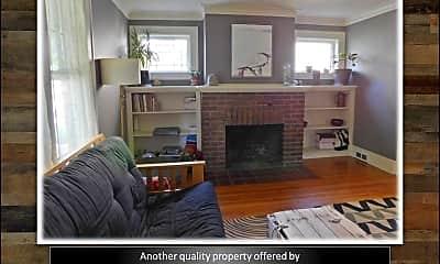 Living Room, 21 Arvine Heights, 1