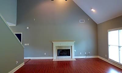 Living Room, 605 Foothills Trace, 1