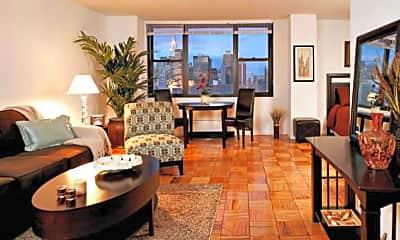 Living Room, 200 E 26th St, 1