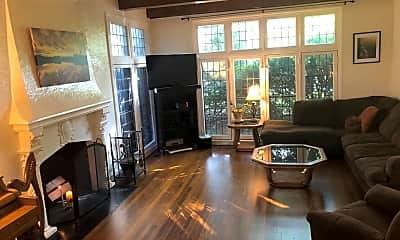 Living Room, 2879 Ludlow Road, 1