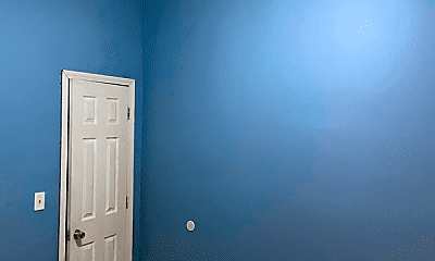 Bedroom, 735 W 61st St, 2