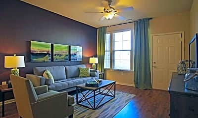 Living Room, Oasis at Memorial, 1
