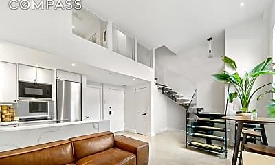 Living Room, 160 E 26th St 4-E, 0