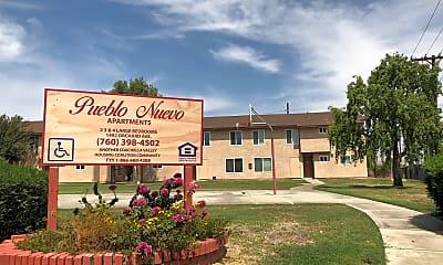 Pueblo Nuevo Apartments, 1