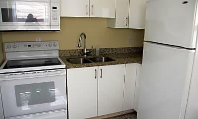 Kitchen, 1010 9th St 3, 1