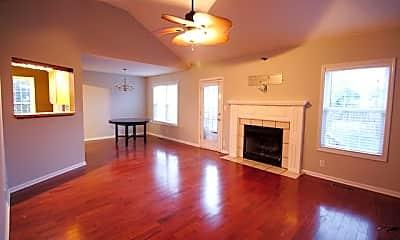 Living Room, 3387 Poplar Hill, 1