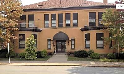 Building, Keystone United Properties, 0