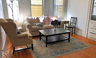 Living Room, 71 Beacon St, 1