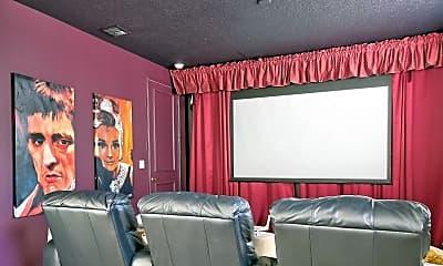 Living Room, 2183 Widener Terrace, 2