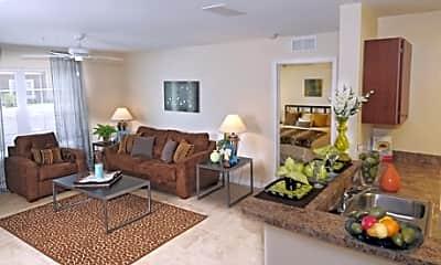 Hunt Club Apartments, 1