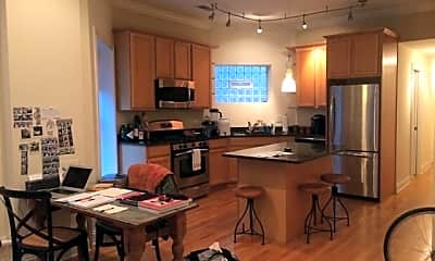 Kitchen, 902 N Wolcott Ave, 1