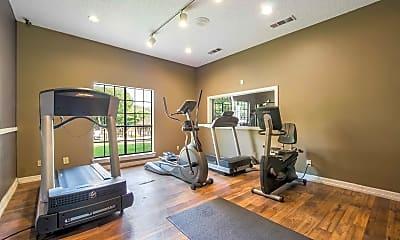 Fitness Weight Room, Foxborough, 2