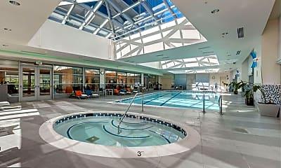 Pool, 1881 N Nash St 407, 2