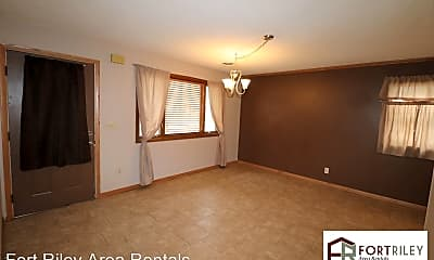 Bedroom, 136 E 2nd St, 1