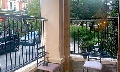 Patio / Deck, 210 S Melville St, 0
