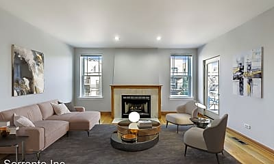 Living Room, 2032 W Division St, 0