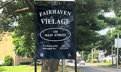 Fairhaven Village, 1
