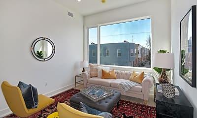 Living Room, 2031 S 20th St 11, 1