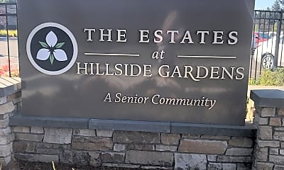 Estate at Hillside Gardens, 1