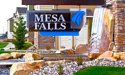 Mesa Falls, 0
