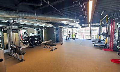 Fitness Weight Room, 2170 S McClelland St, 2