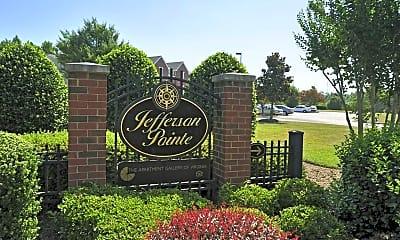 Community Signage, Jefferson Pointe, 0