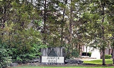 Community Signage, Rock Quarry Village/Juniper Ridge, 2