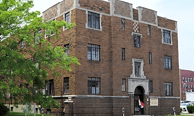 Building, 412 N Alabama St, 1