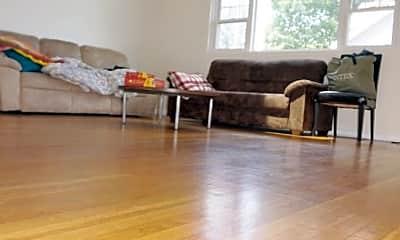 Living Room, 137 Glenville Ave, 2