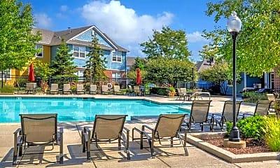 Pool, Glenmuir of Naperville, 0