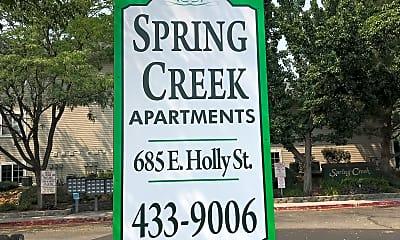 Spring Creek Apartments, 1