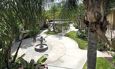 Building, Palm Vista, 1