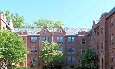 Building, Mayfair Court Apartments, 2
