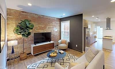 Living Room, 47 Girard St NE, 1