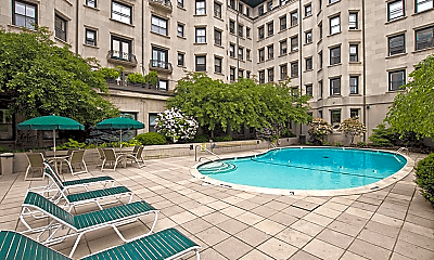 Pool, 416 Commonwealth Avenue, 2