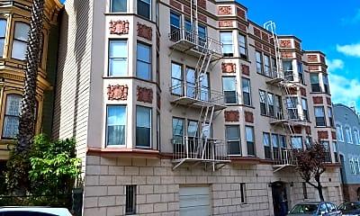 Building, 1170 Guerrero St, 0
