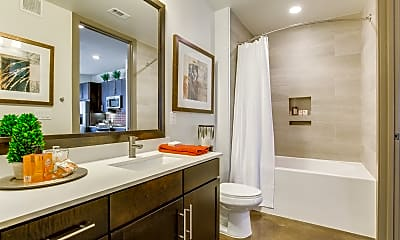 Bathroom, Assembly at Historic Heights, 2