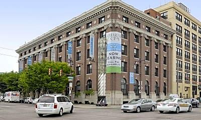Building, Marine Club Condominiums, 0