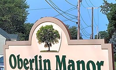 Oberlin Manor, 1