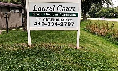 Laurel Court Apartments, 1