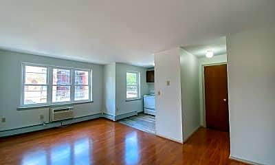 Living Room, 322 Hudson St, 1