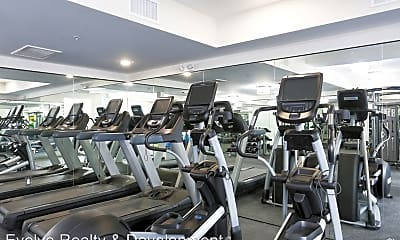Fitness Weight Room, 11011 West Otsego Street, 2