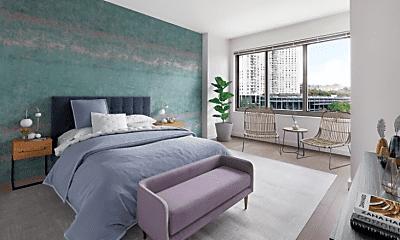 Bedroom, 901 Monroe St, 0