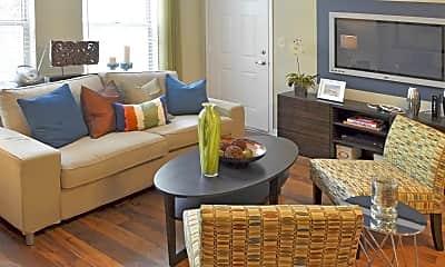 Living Room, City Plaza, 1