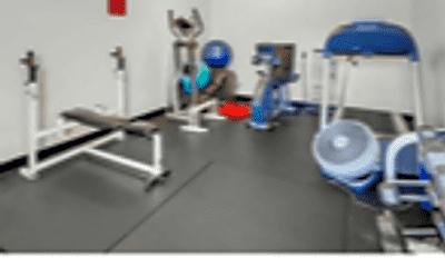 Fitness Weight Room, 5847 NE 75th St, 1