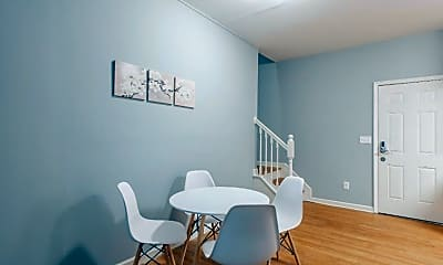Dining Room, Room for Rent -  near Anderson Park, 1