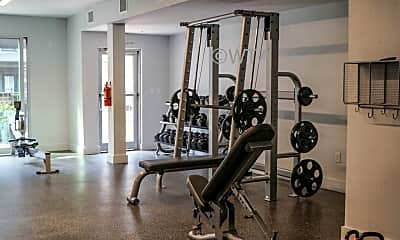 Fitness Weight Room, 3809 S Congress, 2