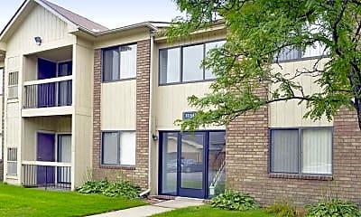 Building, Sandhurst Apartments, 1