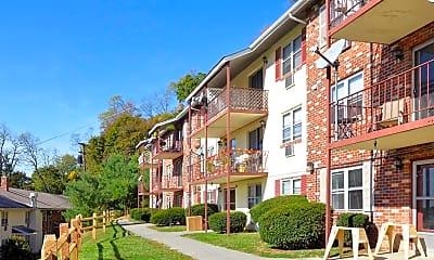 Building, Edgemont Terrace, 0